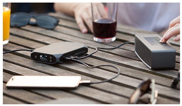 The Ultimate Power Bank of 2016 OmniCharge
