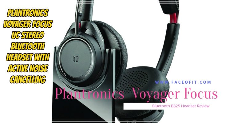 plantronics voyager focus uc stereo bluetooth b825 headset review. Black Bedroom Furniture Sets. Home Design Ideas