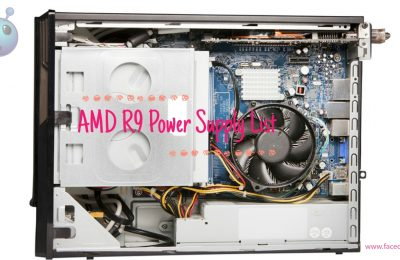 AMD Radeon R9 Power Supply
