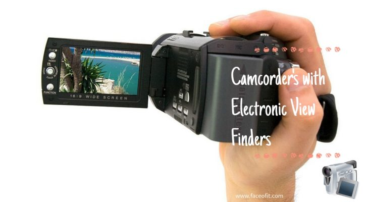 HD Camcorders with Viewfinder