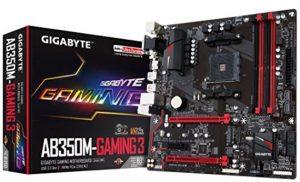 AMD B350 Chipset Motherboards for Ryzen