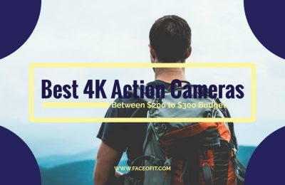 4K Action Cameras Between $200 and $300