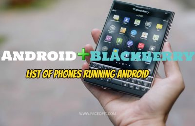 Blackberry Phones With Android OS