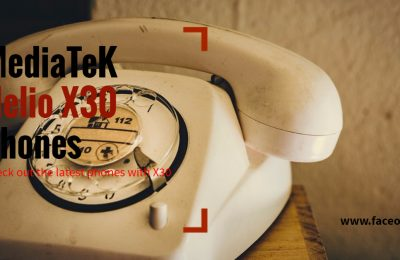 Phones With MediaTek Helio X30