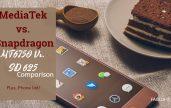 MediaTek MT6750 vs Snapdragon 625