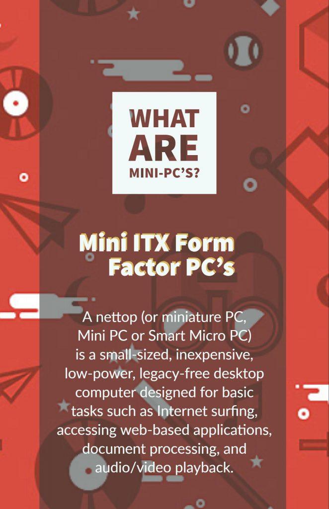 how to build mini itx pc