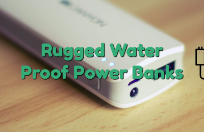 Rugged Waterproof Powerbanks