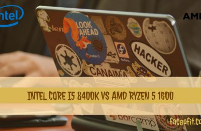 Intel Core i5 8400K vs AMD Ryzen 5 1600
