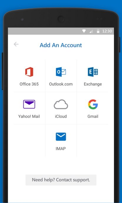 How to Configure Exchange Mails in Outlook for Android