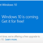 How to Upgrade to Windows 10 from Earlier versions