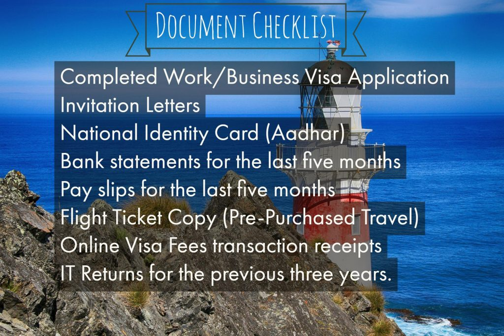 Apply New Zealand VISA