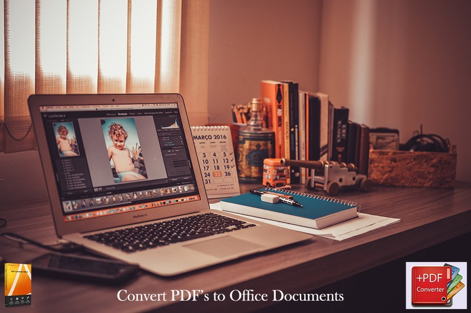 How to Convert PDF to PowerPoint Word or Excel with Free PDF Converter
