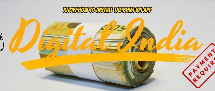 How To Install Configure Setup and Activate BHIM UPI APP Step by Step