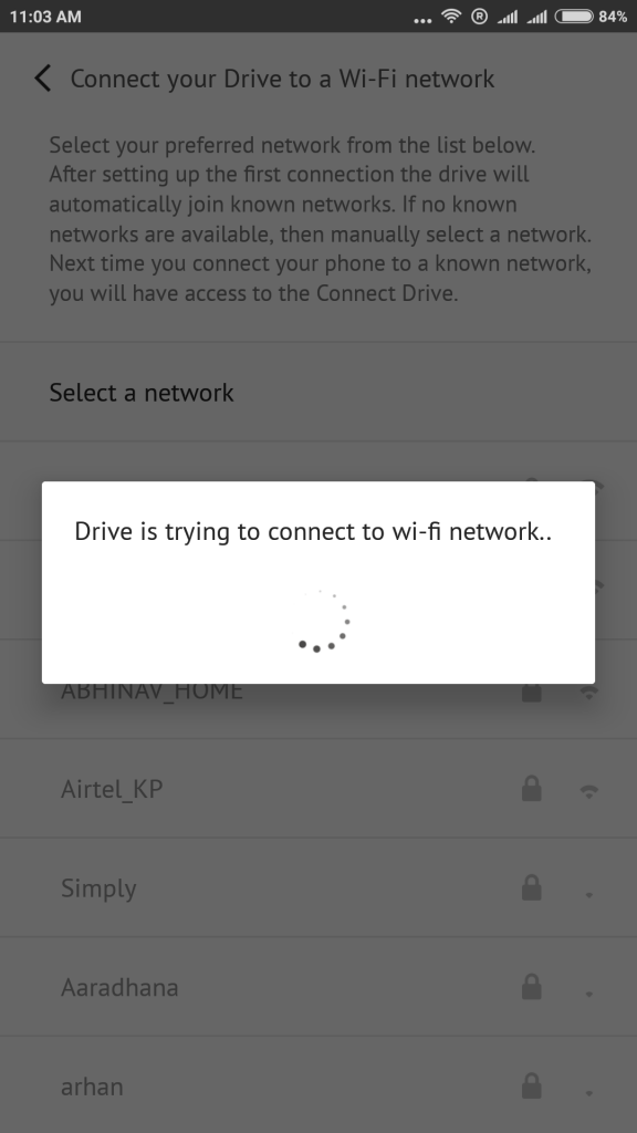 sandisk connect wireless stick user manual