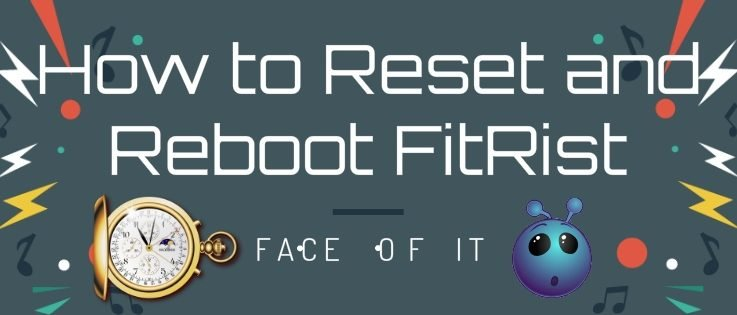 Reset and Rebooting Options in Intex FitRist Band for Android Users