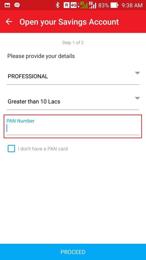 how to create airtel account