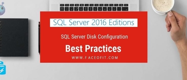 SQL Server Disk Configuration SAN SSD and Partitioning Best Practices