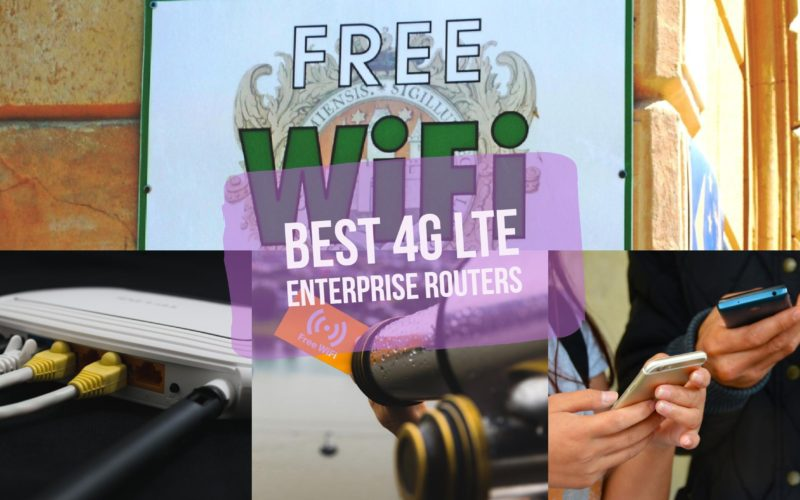 Best 4G WiFi LTE Router