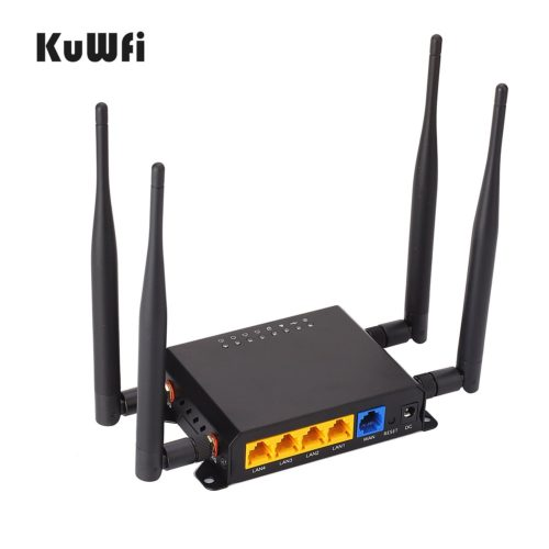Best 4g Wifi Lte Router With Sim Card Slot Amp Dual Band Ac