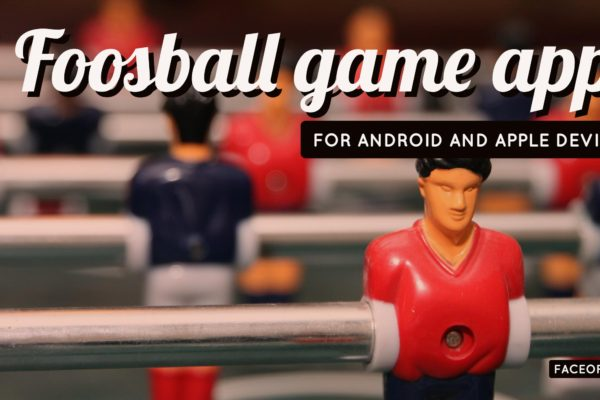 Foosball game apps for Android