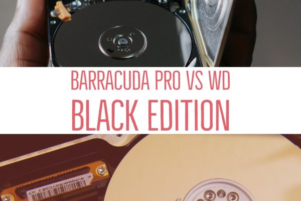 Barracuda Pro vs WD Black Edition