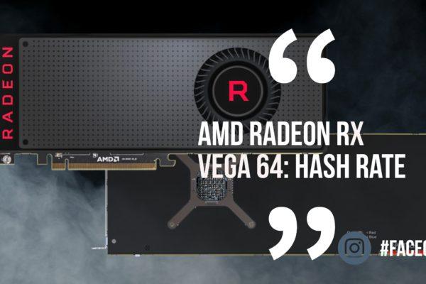 Radeon Vega 56 vs 64