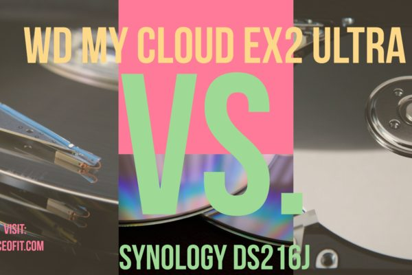 WD My Cloud EX2 Ultra vs. Synology DS216J