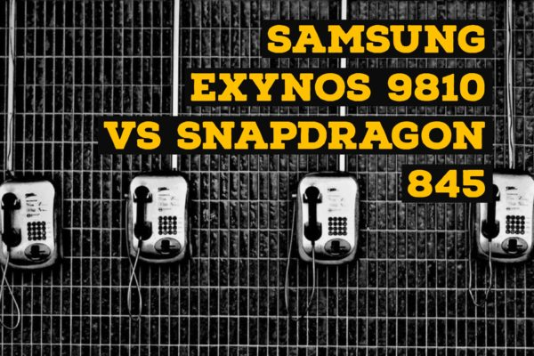 Samsung Exynos 9810 vs Snapdragon 845