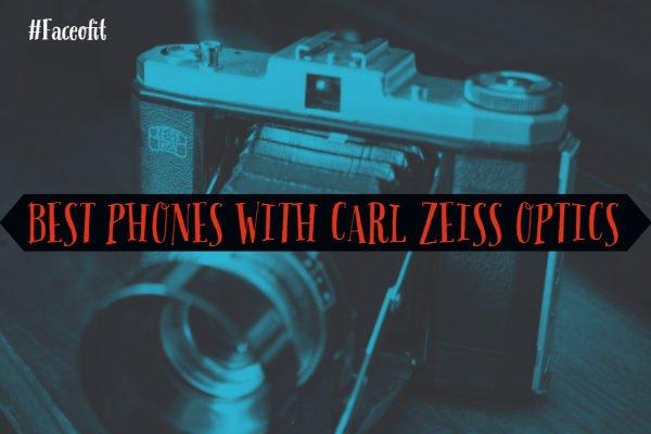 phones with Carl Zeiss Optics