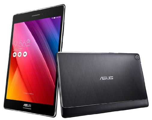 Review Specifications and Pricing for the 64 GB ASUS ZenPad S 8 Tablet