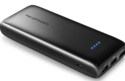 Review of RAVPower 22000mAh 5.8A 3 Port Portable Charger