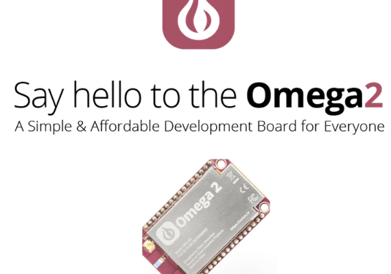 Omega2 is a 5$ Modular IOT Device and a Worthy Raspberry Pi Competitor