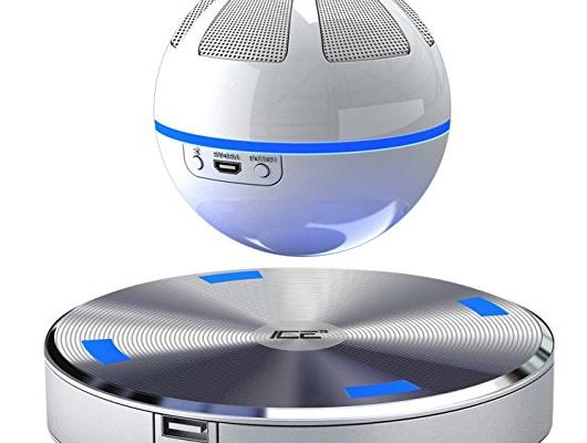 ICEORB Bluetooth Floating Speakers that Levitate