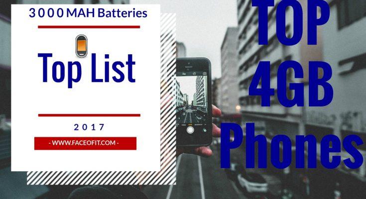 Smartphones in India With 4 GB RAM