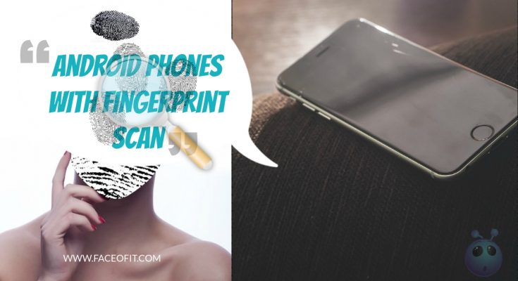 Android Phones With Fingerprint Scanner