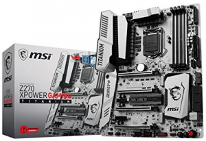 Z270 Chipset Motherboards for Intel Core i7-7700K
