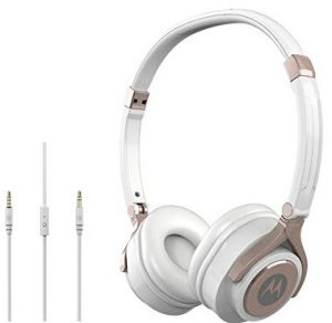 On Ear Headphones With Inbuilt Microphone