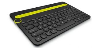 Wireless Bluetooth Keyboard for Mobiles