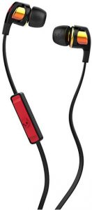 Earbuds mic flat cable - skullcandy earbuds flat cord