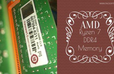 Top Ryzen 7 DDR 4 Memory Modules