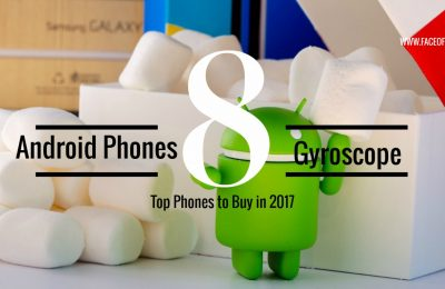 Android Phones with Gyroscope