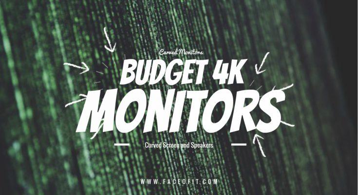 Budget 4K Curved Gaming Monitors
