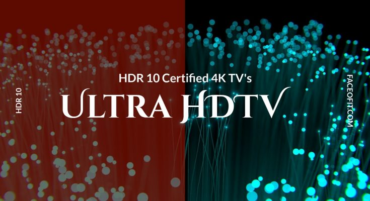 4K Ultra HD Smart TVs With HDR10