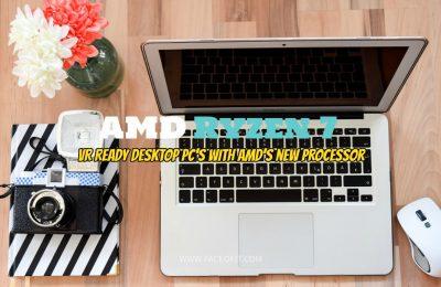 Ryzen 7 Desktop PCs