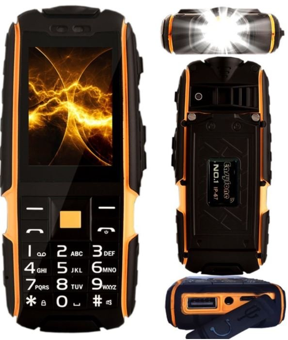 on sale 03802 3093b Best Rugged Waterproof Phones IP68 Certified With Android or Basic OS