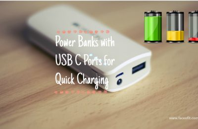 Power Banks with USB-C ports