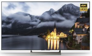 4K UHD TV With Android TV