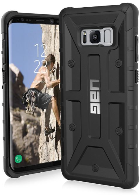 classic fit 3af36 a6409 Top Tough Rugged Cases for Samsung Galaxy S8 & S8+ Android Phones