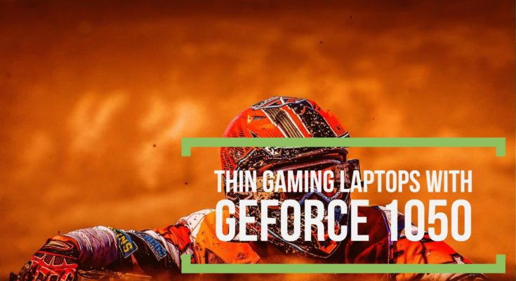 Thin Gaming Laptops