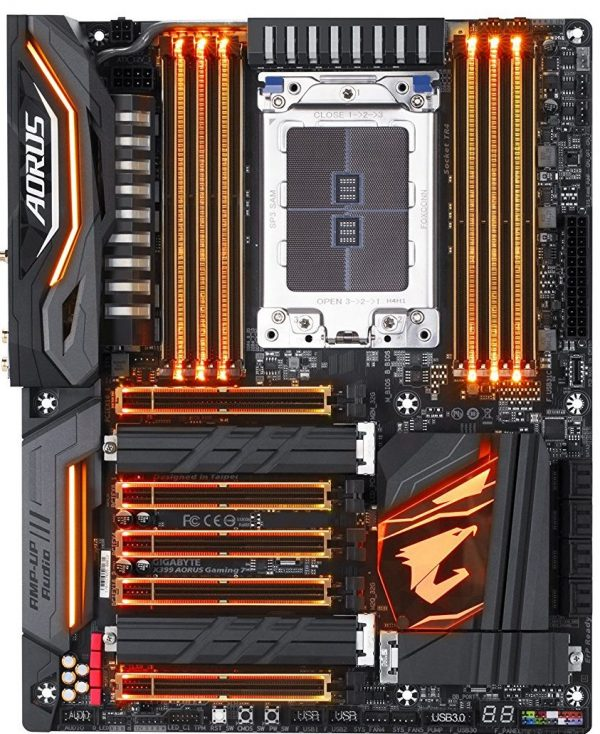 X399 Motherboards for AMD Threadripper